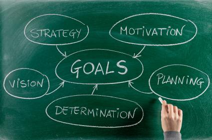 目標の設定はやっぱり大切です!